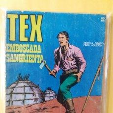 Cómics: TEX Nº 22 - BURU LAN. Lote 179066012
