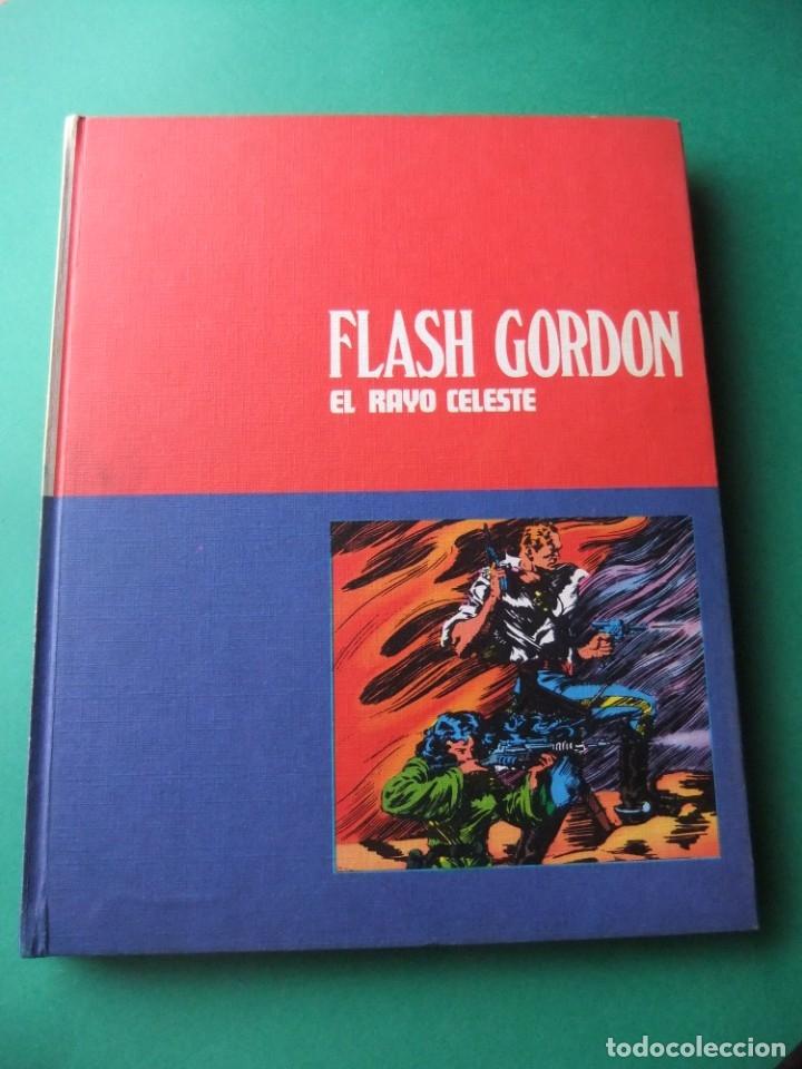 FLASH GORDON TOMO 01 BURULAN 1972 (Tebeos y Comics - Buru-Lan - Flash Gordon)