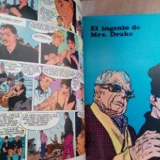 Cómics: MODESTY BLAISE - ENCUADERNADO EN TOMO CARTONÉ- VER IMÁGENES - ED. BURU LAN. Lote 179098545