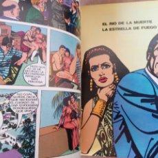 Cómics: JAMES BOND - ENCUADERNADO EN TOMO CARTONÉ- VER IMÁGENES - ED. BURU LAN. Lote 179098898