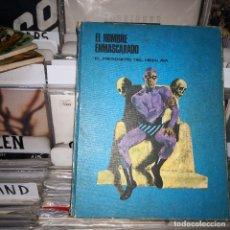 Cómics: EL HOMBRE ENMASCARADO. Nº 1 EL PRISIONERO DEL HIMALAYA. . Lote 179258441