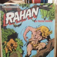 Cómics: RAHAN - Nº 21, LA FLECHA BLANCA - ED. BURULAN. Lote 180165666