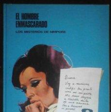 Cómics: EL HOMBRE ENMASCARADO TOMO 4 - LOS MISTERIOS DE NIMPORE - BURU LAN. Lote 180230647