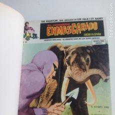 Cómics: EL HOMBRE ENMASCARADO - TOMO Nº 2 - RETAPADO - ED. BURU LAN. Lote 180423320