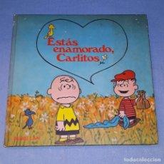Cómics: ESTAS ENAMORADO CARLITOS EDICIONES BURULAN PRIMERA EDICION AÑO 1972 ORIGINAL. Lote 180443612