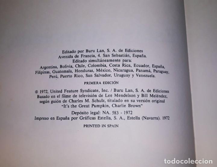 Cómics: ESTAS ENAMORADO CARLITOS EDICIONES BURULAN PRIMERA EDICION AÑO 1972 ORIGINAL - Foto 2 - 180443612