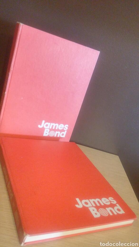 Cómics: JAMES BOND 2 TOMOS BURULAN 1974 - Foto 2 - 180862368