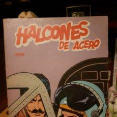 Cómics: TEBEOS-CÓMICS CANDY - HALCONES DE ACERO ALBUM 2 - BURULAN - AA99. Lote 181146903