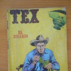 Cómics: TEX Nº 2 - EL SICARIO - BURU LAN (7F). Lote 181476118
