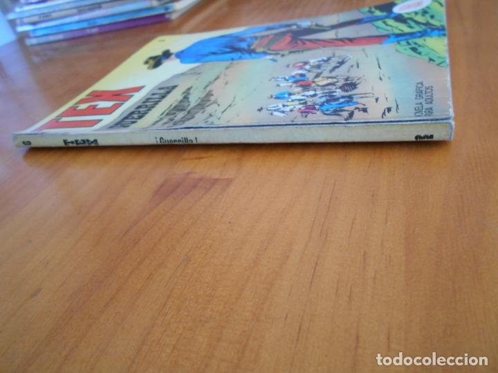 Cómics: TEX Nº 6 - GUERRILLA - BURU LAN - LEER DESCRIPCION (7F) - Foto 2 - 181476466