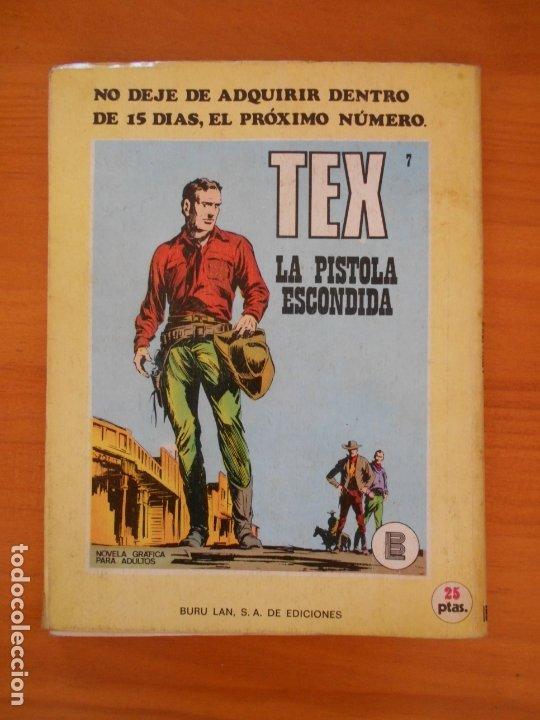 Cómics: TEX Nº 6 - GUERRILLA - BURU LAN - LEER DESCRIPCION (7F) - Foto 4 - 181476466