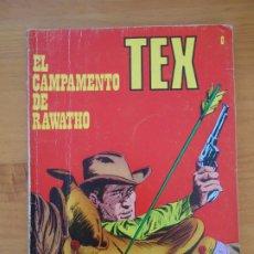 Cómics: TEX Nº 8 - EL CAMPAMENTO DE RAWATHO - BURU LAN (7F). Lote 181476580