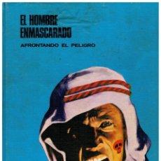 Cómics: EL HOMBRE ENMASCARADO. TOMO 5 -BURU LAN,1972-. Lote 181522441
