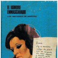 Cómics: EL HOMBRE ENMASCARADO. TOMO 4 -BURU LAN,1972-. Lote 181522716