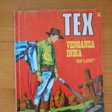 Cómics: TEX Nº 25 - VENGANZA INDIA - BURU LAN (7Y). Lote 181541921