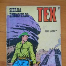 Cómics: TEX Nº 57 - SIERRA ENCANTADA - BURU LAN - LEER DESCRIPCION (D2). Lote 181542911