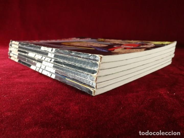 Cómics: COLECCION COMPLETA 1 AL 6 HALCONES DE ACERO J. Dixon , Buru Lan , 1974 , Buen Estado general - Foto 4 - 182349751