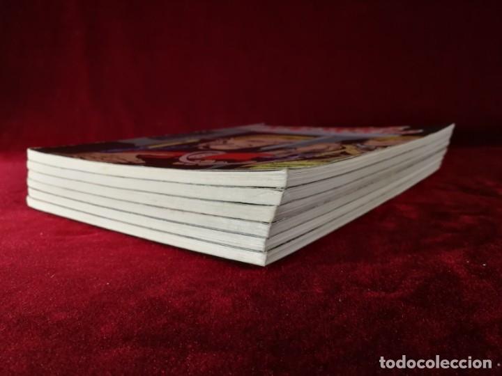 Cómics: COLECCION COMPLETA 1 AL 6 HALCONES DE ACERO J. Dixon , Buru Lan , 1974 , Buen Estado general - Foto 5 - 182349751