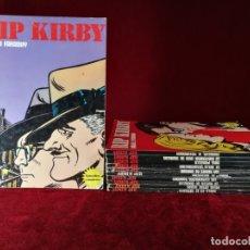 Cómics: RIP KIRBY ALEX RAYMOND COLECCION COMPLETA 1 AL 12 A FALTA DEL Nº 12 ESTADO GENERAL BUENO.. Lote 182350840