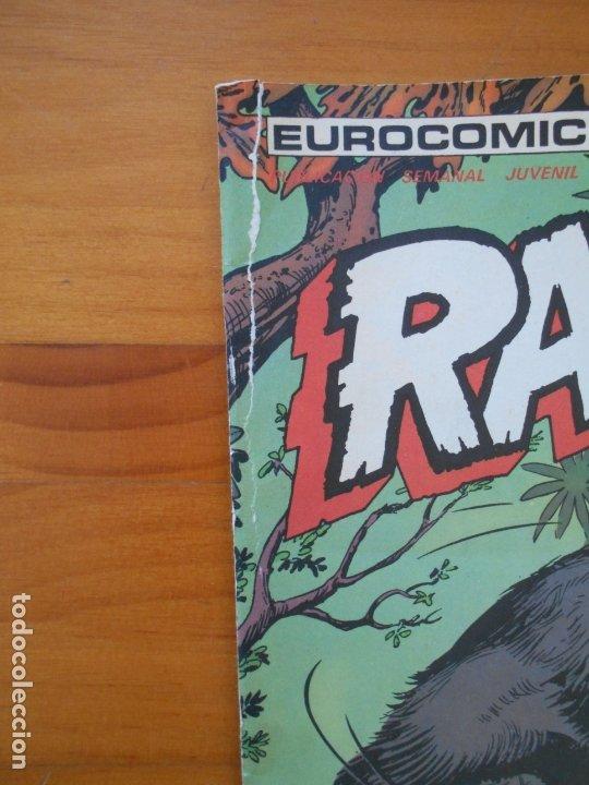 Cómics: RAHAN Nº 1, 2, 3, 4, 5 Y 6 - EUROCOMICS - BURULAN - LEER DESCRIPCION (A1) - Foto 3 - 182467116