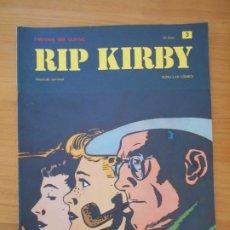 Cómics: RIP KIRBY Nº 3 - HEROES DEL COMIC - BURU LAN (AN). Lote 182470263