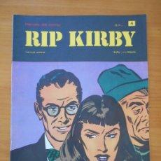 Cómics: RIP KIRBY Nº 4 - HEROES DEL COMIC - BURU LAN (AN). Lote 182470401