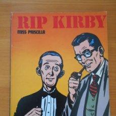 Cómics: RIP KIRBY - MISS PRISCILLA - BURULAN (AL). Lote 182479516