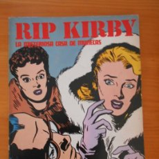 Cómics: RIP KIRBY - LA MISTERIOSA CASA DE MUÑECAS - BURULAN (AL). Lote 182479768