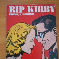 Cómics: RIP KIRBY - MANGLER EL TRITURADOR - BURULAN (AL). Lote 182479911