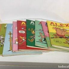 Cómics: BURU-LAN LOTE COMICS ALEX. Lote 182507578