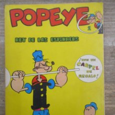 Cómics: POPEYE - Nº 1 - BURU LAN - BURULAN . Lote 182677085