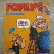 Fumetti: POPEYE - Nº 13 - MI BISABUELA - BURU LAN - BURULAN . Lote 182677210