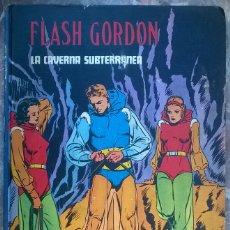 Cómics: FLASH GORDON, LA CAVERNA SUBTERRÁNEA. TAPA DURA, TOMO 4. BURU LAN 1972. Lote 182710087