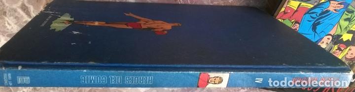 Cómics: Flash Gordon, La caverna subterránea. Tapa dura, tomo 4. Buru Lan 1972 - Foto 3 - 182710087