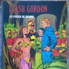 Cómics: FLASH GORDON, EN PODER DE DESIRA. TAPA DURA, TOMO 5. BURU LAN 1972. Lote 182710393