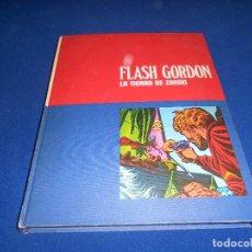 Cómics: TOMO 5 FLASH GORDON LA TIERRA DE ZORAN BURU LAN 1972 HEROES DEL COMIC COMICS TEBEO. Lote 182719382