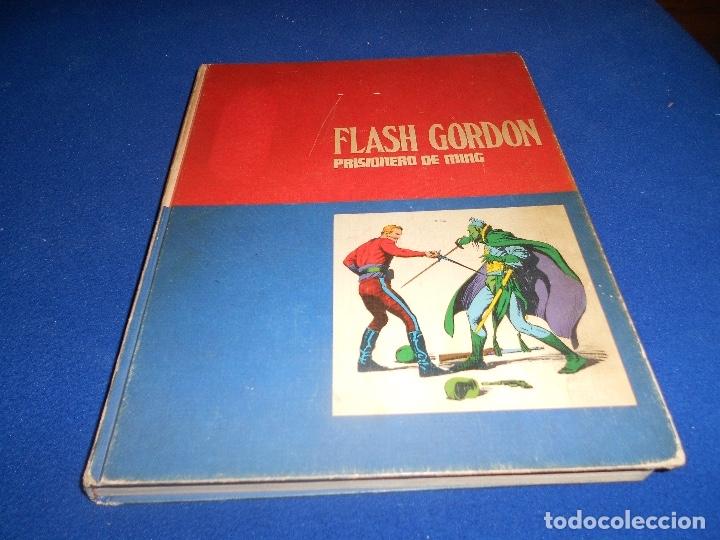 FLASH GORDON HEROES DEL COMIC BURU LAN EDICIONES TOMO 1 (Tebeos y Comics - Buru-Lan - Flash Gordon)