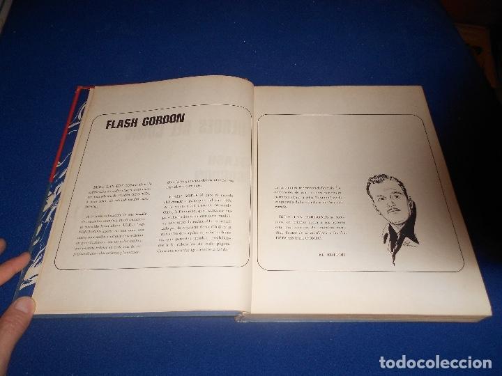 Cómics: FLASH GORDON HEROES DEL COMIC BURU LAN EDICIONES TOMO 1 - Foto 3 - 182793891