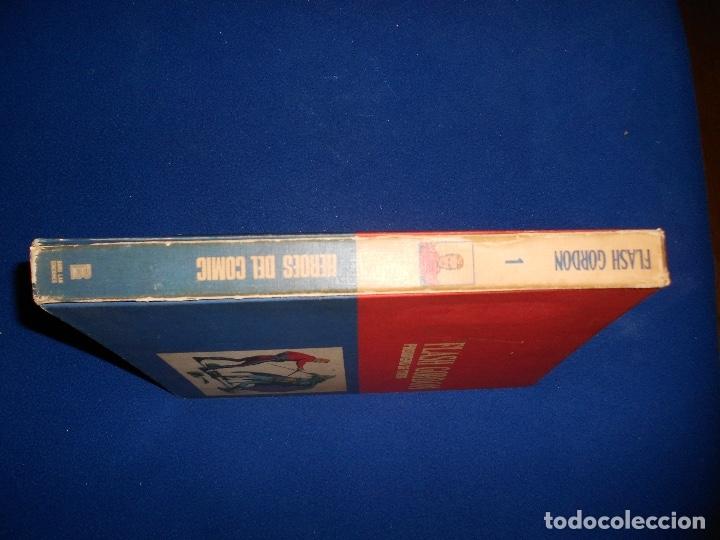 Cómics: FLASH GORDON HEROES DEL COMIC BURU LAN EDICIONES TOMO 1 - Foto 10 - 182793891