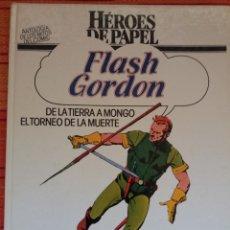 Cómics: HÉROES DE PAPEL -FLASH GORDON-. Lote 182809290