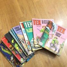 Cómics: TEX - BURU LAN - 12 NÚMEROS. Lote 182834575