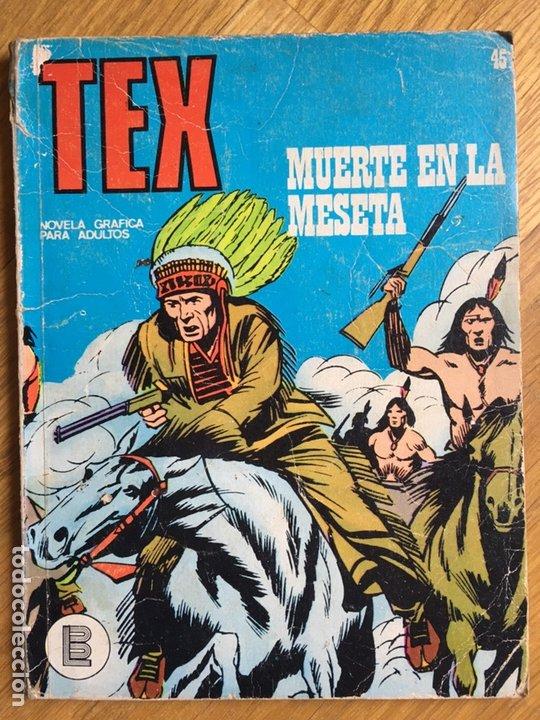 Cómics: TEX - BURU LAN - 12 NÚMEROS - Foto 7 - 182834575