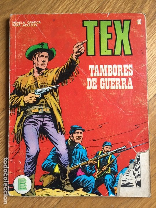 Cómics: TEX - BURU LAN - 12 NÚMEROS - Foto 10 - 182834575