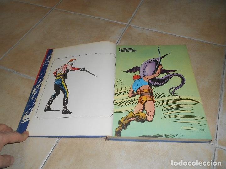 Cómics: FLASH GORDON , TOMO Nº 2. HEROES DEL COMIC . LOS HOMBRES SELVATICOS. - Foto 4 - 182870993