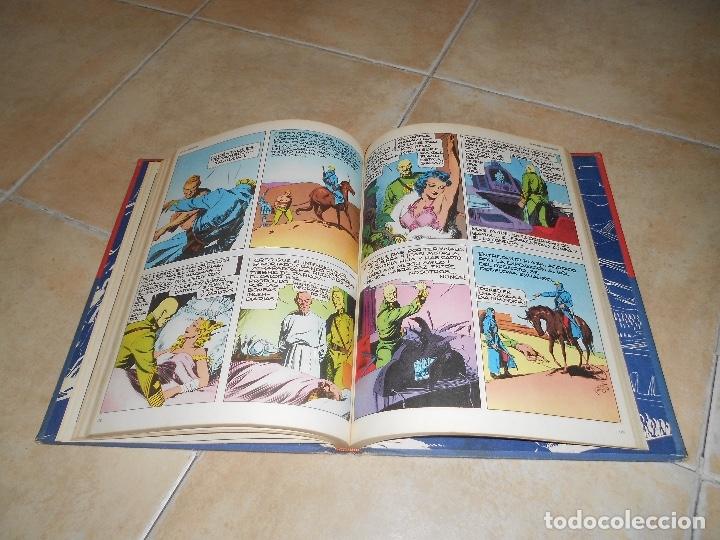 Cómics: FLASH GORDON , TOMO Nº 2. HEROES DEL COMIC . LOS HOMBRES SELVATICOS. - Foto 5 - 182870993