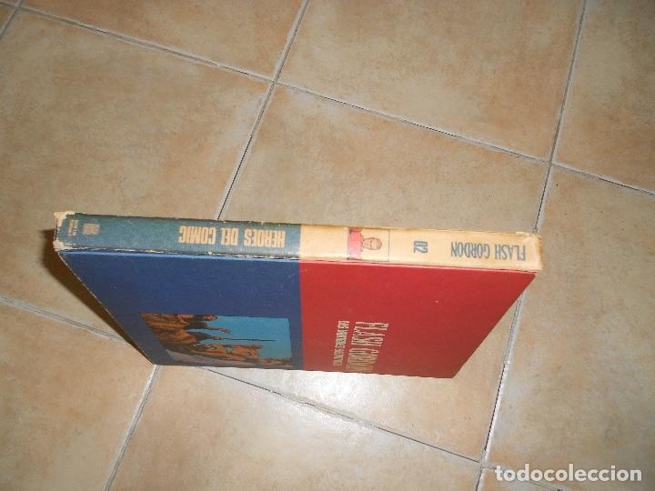 Cómics: FLASH GORDON , TOMO Nº 2. HEROES DEL COMIC . LOS HOMBRES SELVATICOS. - Foto 8 - 182870993