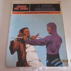Cómics: EL HOMBRE ENMASCARADO HEROES DEL COMIC BURU LAN 1971 Nº 13 EN MUY BUEN ESTADO . Lote 182969636