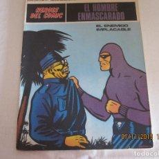 Cómics: EL HOMBRE ENMASCARADO HEROES DEL COMIC BURU LAN 1971 Nº 25 EN MUY BUEN ESTADO . Lote 182970133