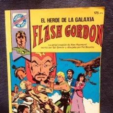 Cómics: FLASH GORDON HÉROE GALAXIA DAN BERRY POCKET DE ASES BOLSILLO AÑOS 80 Nº 34. Lote 183168791