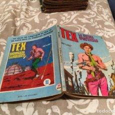 Cómics: TEX Nº 21 - LA ULTIMA OPORTUNIDAD - BUR LAN. Lote 183265375